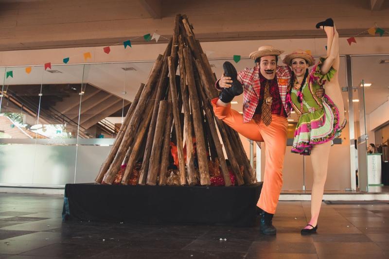 Pula a fogueira, Iaiá! » Com comidas, brincadeiras e atrações, Festa Junina da Sogipa acontece neste sábado