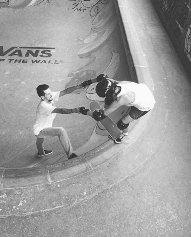 Sobre rodas > Skate é uma das modalidades oferecidas na Escola de Esportes da Sogipa