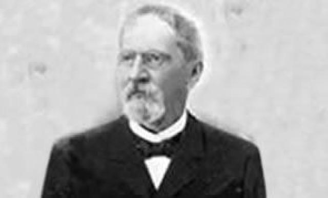 Principal Fundador da Sogipa, o comerciante Alfred Schutt