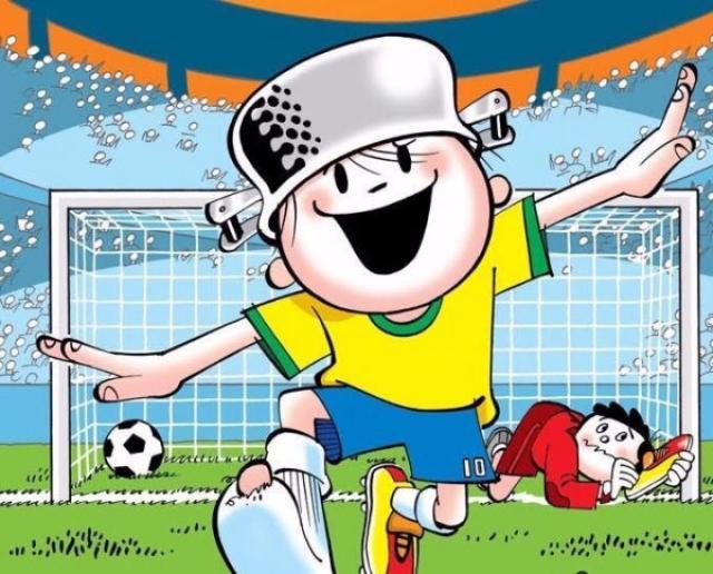 """""""Maluquinhos por Futebol"""", de Ziraldo, será uma das histórias contadas na Hora do Conto"""