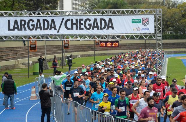 São esperados 1,2 mil corredores