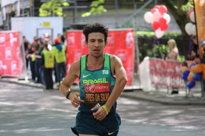 Melhor do mundo > Alex Pires, da Sogipa, fatura medalha de ouro no Campeonato Mundial Paralímpico, disputado em Londres