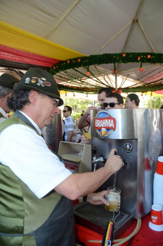 Oktoberfest - Domingo no Parque >