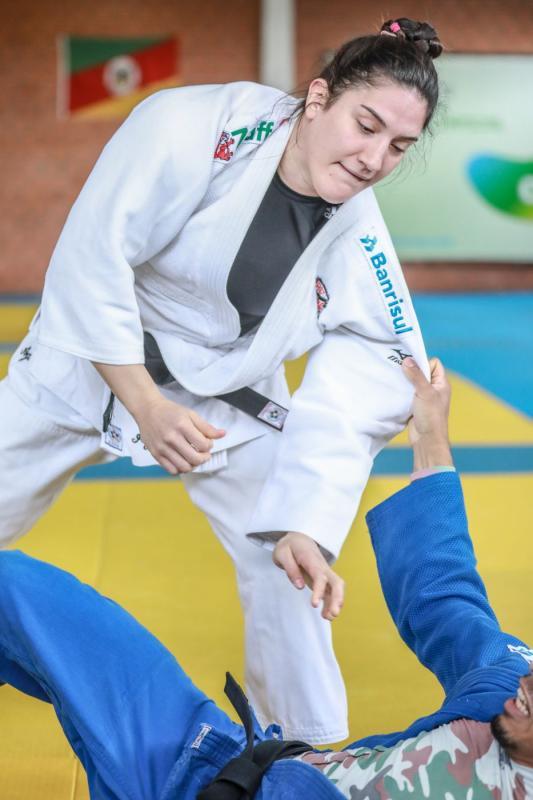 European Open > Seleção feminina de judô volta ao tatame neste sábado para a disputa do Aberto de Oberwart