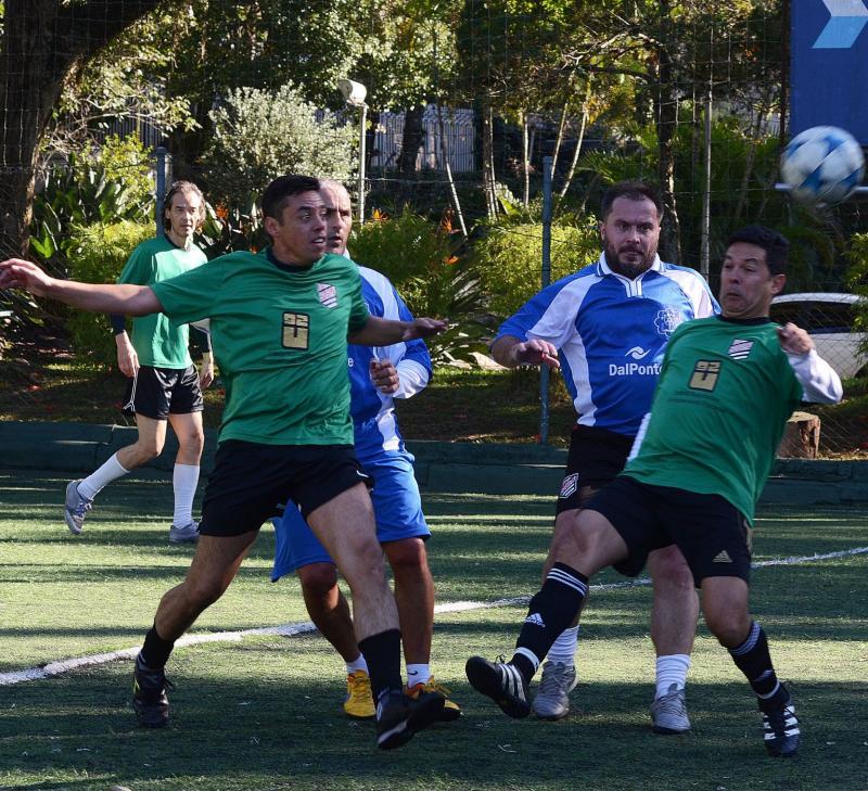 Pontapé inicial » Copa Chalinha, tradicional torneio de futebol entre os sócios da Sogipa, começa neste final de semana