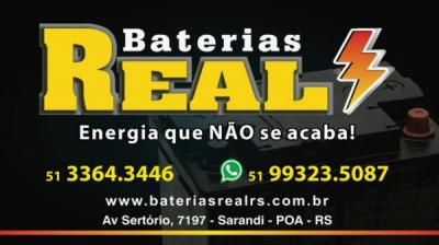 Baterias Real