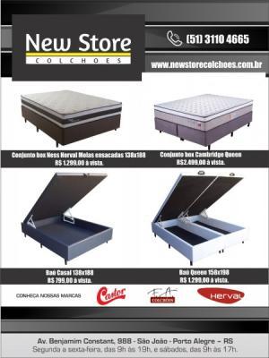 New Store Colchões
